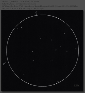 NGC 6765 at 120x