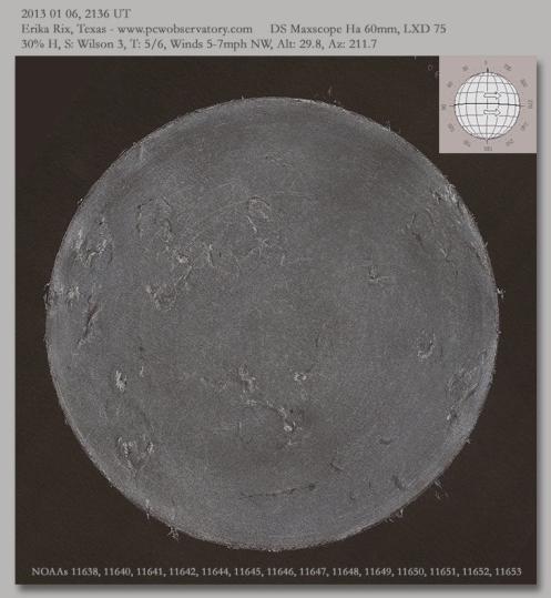 20130106 halpha full disk