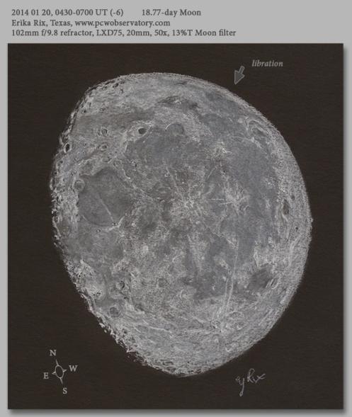 20140120 18.77d moon