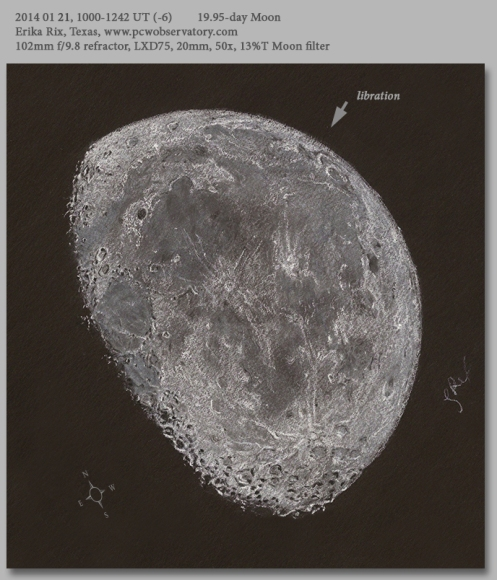 20140121 19.95d moon