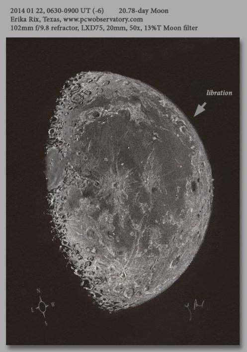 20140122 20.78d moon