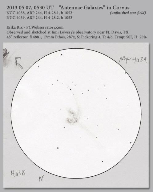 48-inch-Antennae-galaxies