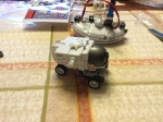 Space Explorer sans the power sources that go on top