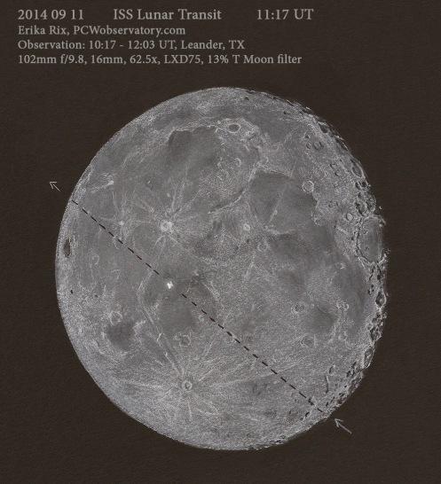 20140911 ISS lunar transit